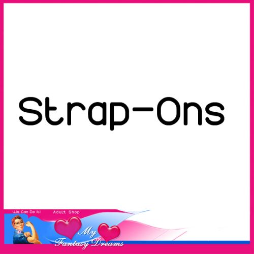 Strap Ons